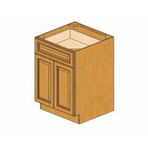 "12"" COUNTRY OAK BASE CABINET CH-4"