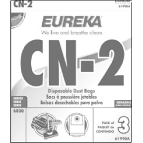 3PK CN2 VACUUM BAG 6830 SERIES