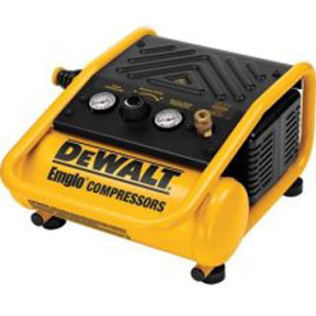 DEWALT 1 GAL 135 PSI TRIM COMPRESSOR