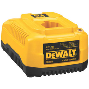 DEWALT 7.2V - 18V 1 HR BATTERY CHARGER