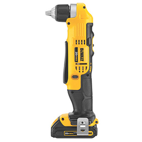 DEWALT 20V LI-ION RIGHT ANGLE DRILL