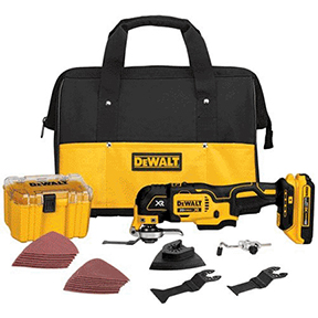 DEWALT 20V MAX LITH ION BRUSHLESS TOOL KIT