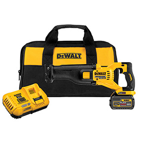 DEWALT 60V RECIPRO SAW KIT