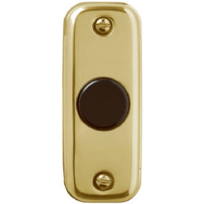 BLK/GOLD PUSH BUTTON