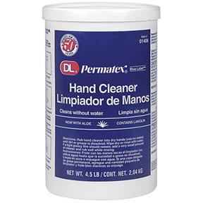4LB DL PERMATEX HAND CLEANER