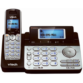 DECT 6.0 2 LINE PHONE
