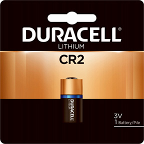 DURACELL CR2 3V BATTERY