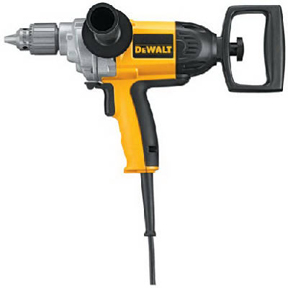 "DEWALT 1/2"" HEAVY DUTY SPADE HANDLE DRILL"