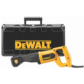 DEWALT 10AMP RECIPROCATING SAW KIT