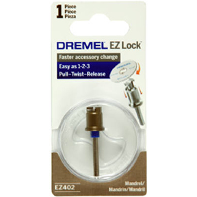 DREMEL EZ LOCK #402 MANDREL