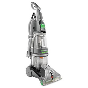 HOOVER DUAL V EXTRACTOR. 12AMPS HEATED CLEANING