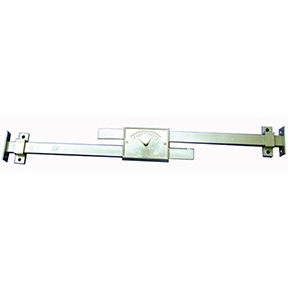 "FOX LOCK (DOUBLE BAR LOCK) FITS DOORS 34""-38"""