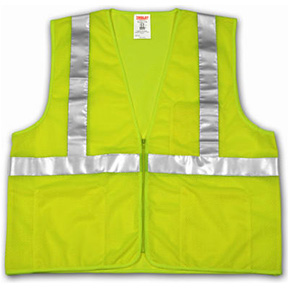 CLASS II SAFETY VEST XL