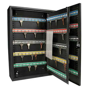 200 KEY WALL MOUNT KEY CABINET