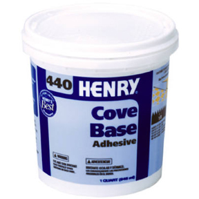 QT. COVE BASE ADHESIVE