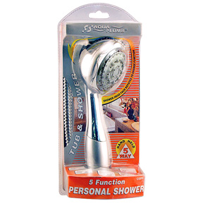 HAND SHOWER MASSAGE W/S.S.HOSE
