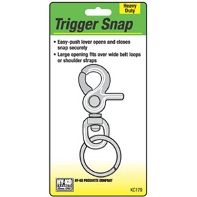 HD TRIGGER SNAP WITH SPLIT RING