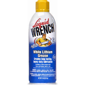 LIQUID WRENCH 10.25OZ WHITE LITHIUM GREASE