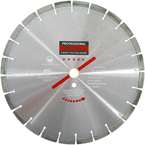 9 LASER TURBO DEEP CUT DIAMOND BLADE