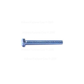 1/4 X 2-1/2 HEX TAP BOLTS (100 PER BOX)