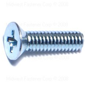 8-32 X 5/8 FLAT PHILLIPS  MACHINE SCREW