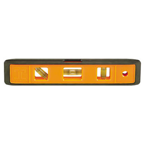 "9"" PLASTIC TORPEDO LEVEL"