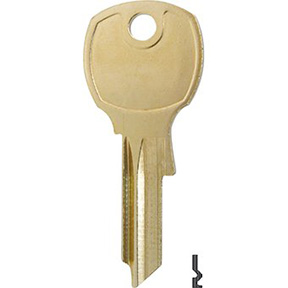 NATIONAL ROCKFORD KEY BLANK
