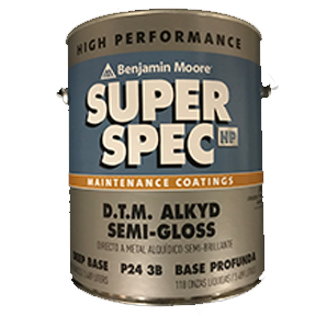 GAL DTM ALKYD S/G DEEP BASE PAINT