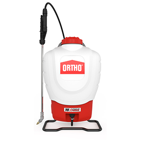 ORTHO 4 GALL BACKPACK SPRAYER  W/LITHIUM BATTERY