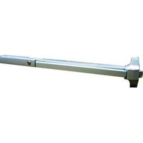 "TOUCH BAR EXIT DEVICE FOR DOOR 24""-36"" WIDE REVERSIBLE"