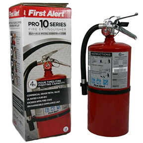 4A60BC 10 LB.FIRE EXTINGUISHER