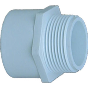 "1-1/2""  PVC  MALE ADAPTER"