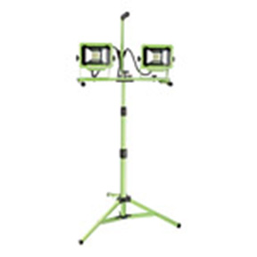 "22"" 40 PORTABLE LED WORKLIGHT WITH TRIPOD"