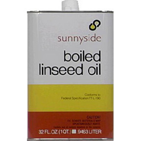 QT BOILED LINSEED OIL