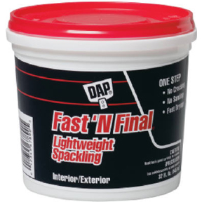 DAP QT. FAST N FINAL SPACKLE