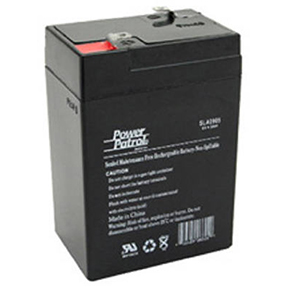 EMERGENCY LIGHT BATTERY 6V4AH