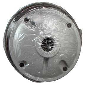 "1 HOLE 4"" ROUND WATERPROOF COVER"