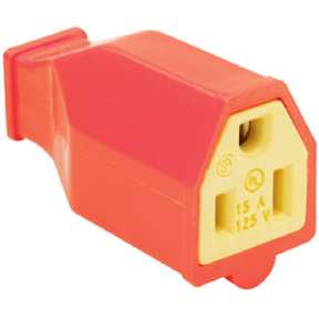 H/D 3 PRONG RECEPTACLE