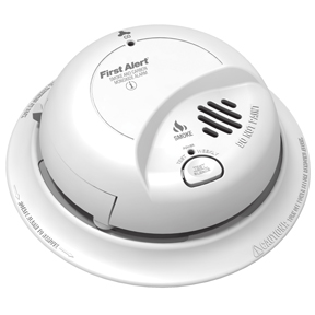 COMB 9V SMOKE /CARBON MONOXIDE 9V BATTERY POWERED ALARM