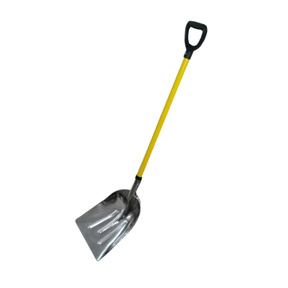 STEEL TIP ALUM SCOOP SHOVEL