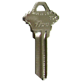 SC4 SCHLAGE 35-101C 6 PIN KEY BLANKS