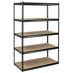 24 X 48 X 72 5 SHELF SHELVING UNIT