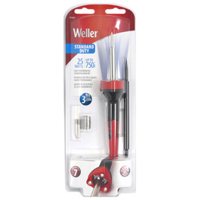 WELLER GEN DUTY SOLDER IRON KIT 25 WATT