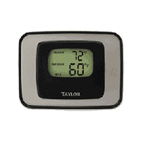 TAYLOR DIGITAL INDOOR/OUTDOOR  THERMOMETER