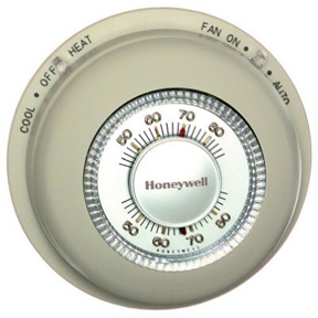 ROUND HEAT THERMOSTAT