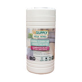 ANTIBACTERIAL DISINFECTING  WIPES-150PER CANNISTER