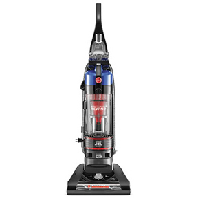 HOOVER WINDTUNNEL 2 BAGLESS UPRIGHT VACUUM CLEANER
