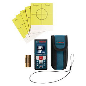 BOSCH GLM50C LASER DISTANCE MEASURER-165'